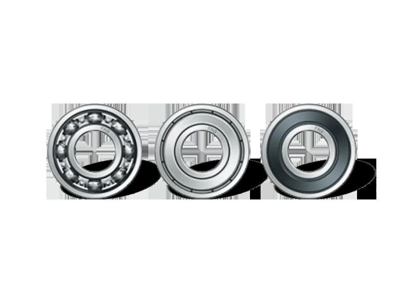 Carbon steel bearings